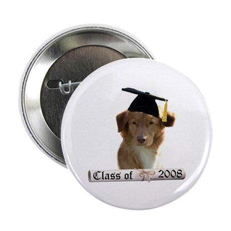 "Toller Grad 08 2.25"" Button"