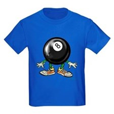 Funny Eight ball pool table T
