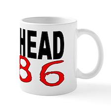 HAPPY HEAD 1986 Mug