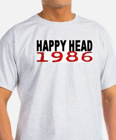 HAPPY HEAD 1986 T-Shirt
