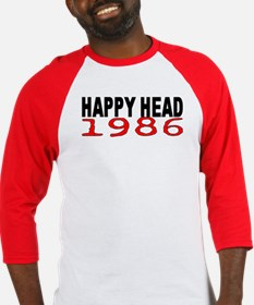 HAPPY HEAD 1986 Baseball Jersey