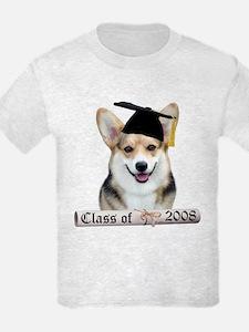 Pembroke Grad 08 T-Shirt
