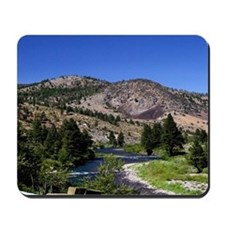 Truckee River Mousepad