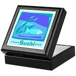 Sushi Keepsake Box
