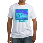 Sushi Fitted T-Shirt