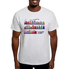 Alphabet Train T-Shirt