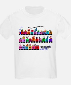 Alphabet Train T-Shirt