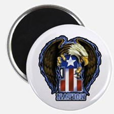 """One Nation 2.25"""" Magnet (100 pack)"""
