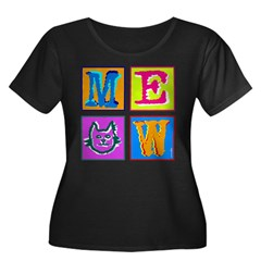 Warhol Inspired Meow T