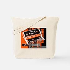 Oscillator Tote Bag