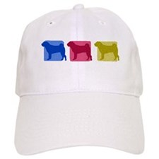 Color Row Shar Pei Hat