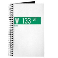 133rd Street in NY Journal