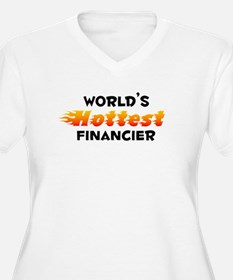 World's Hottest Finan.. (B) T-Shirt