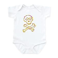 Artsy Boy Skull Bodysuit (Infant)