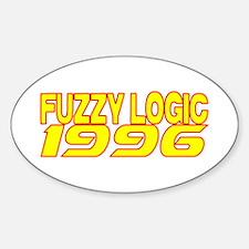 FUZZY LOGIC 1996 Decal