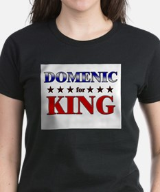 DOMENIC for king Tee