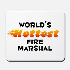 World's Hottest Fire .. (B) Mousepad