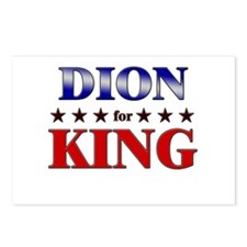 DION for king Postcards (Package of 8)