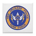 NOPD Task Force Tile Coaster