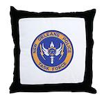 NOPD Task Force Throw Pillow