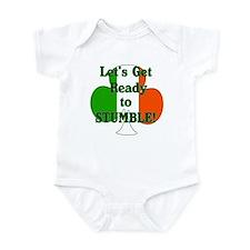 Irish I was Irish Infant Bodysuit