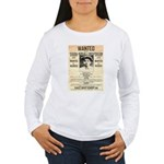 Baby Face Nelson Women's Long Sleeve T-Shirt