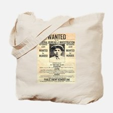Baby Face Nelson Tote Bag