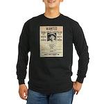 Baby Face Nelson Long Sleeve Dark T-Shirt