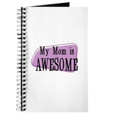 My Mom is Awesome Purple Journal