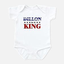 DILLON for king Infant Bodysuit