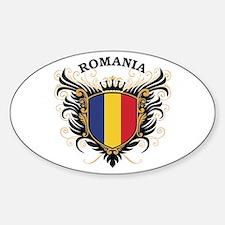 Romania Decal