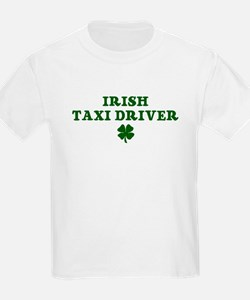 Irish Taxi Driver T-Shirt