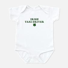 Irish Taxi Driver Infant Bodysuit