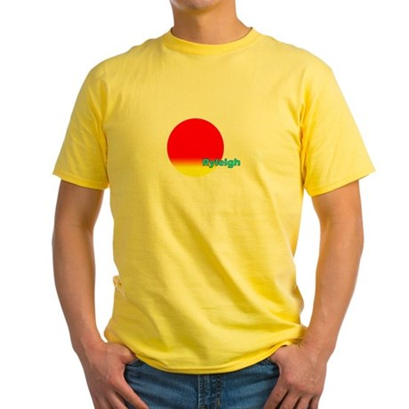 Ryleigh Yellow T-Shirt