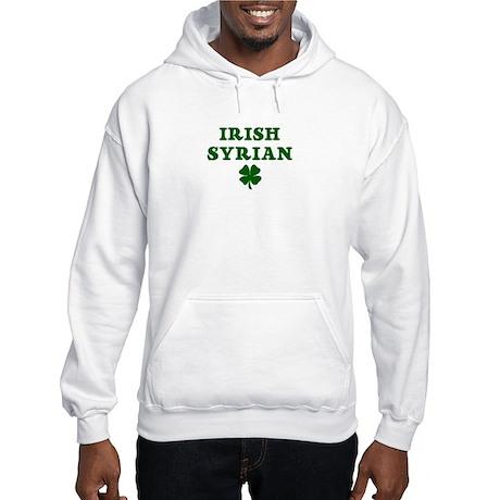 Irish Syrian Hooded Sweatshirt