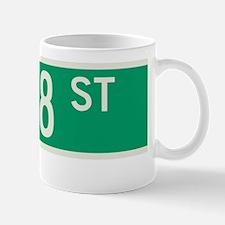 138th Street in NY Mug