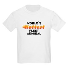 World's Hottest Fleet.. (B) T-Shirt