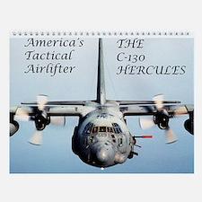 C-130 Hercules Wall Calendar