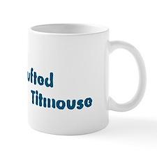The Tufted Titmouse Mug