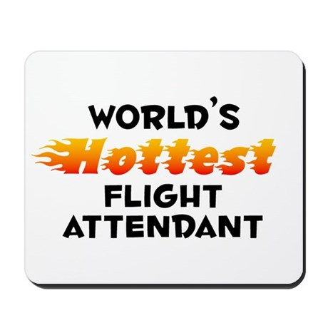 World's Hottest Fligh.. (B) Mousepad