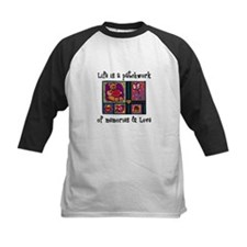 Life is A Patchwork - Quilt Tee
