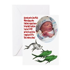 JW Greeting Cards (Pk of 10)