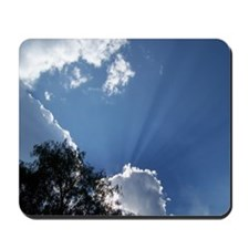 New England Heavenly Sunrays Mousepad