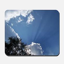 New England Heavenly Sunrays Mousepad
