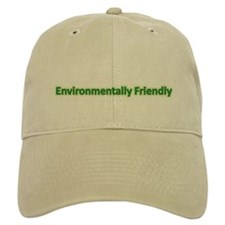 Environmentally Friendly Baseball Cap