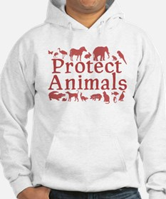 Protect Animals Hoodie