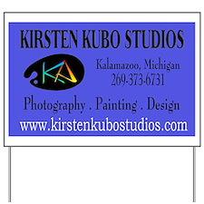 kk studios Yard Sign