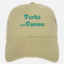 Turks and Caicos Baseball Baseball Cap