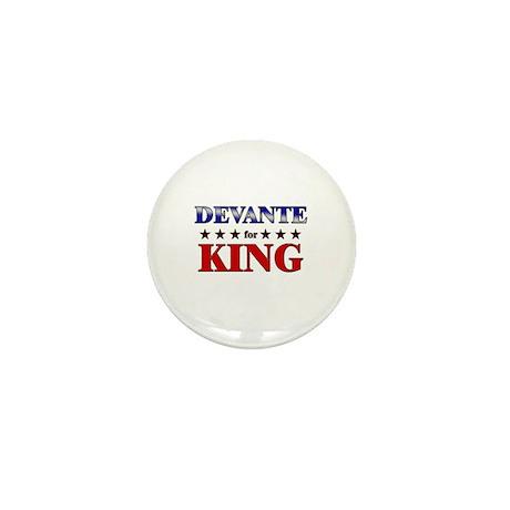 DEVANTE for king Mini Button