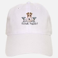 Wire Fox Terrier Pary Baseball Baseball Cap